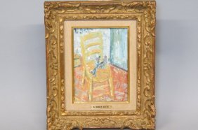 Alexander Beattie Oil Painting,