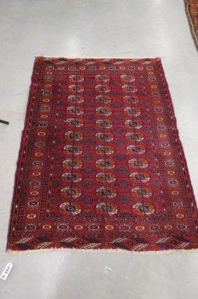 Bokhara Turkoman Handmade Rug,