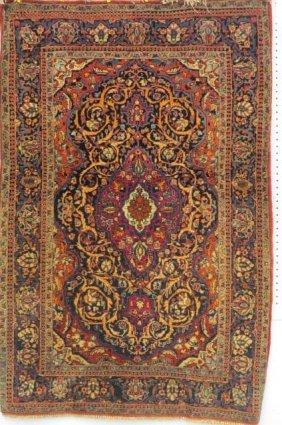 Ferahan Sarouk Persian Handmade Rug,