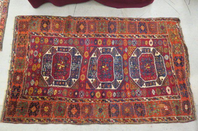 Karaman Kurdish Handmade Rug,