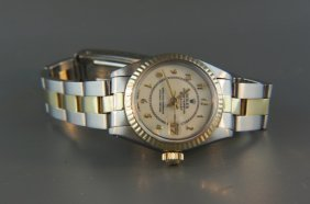 Rolex Ladies Wristwatch,