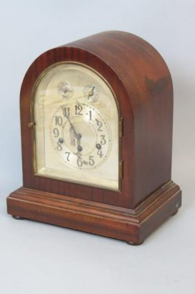 Junghans Mantle Clock,