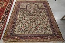 Antique Shiravan Caucasian Handmade Rug,