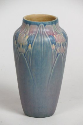 Newcomb College Pottery Vase,