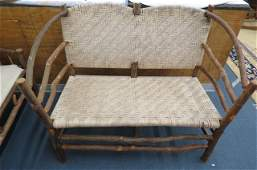 Old Hickory Loveseat
