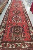Hamadan Persian Handmade Runner,