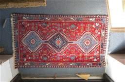 Hamadan Persian Handmade Mat