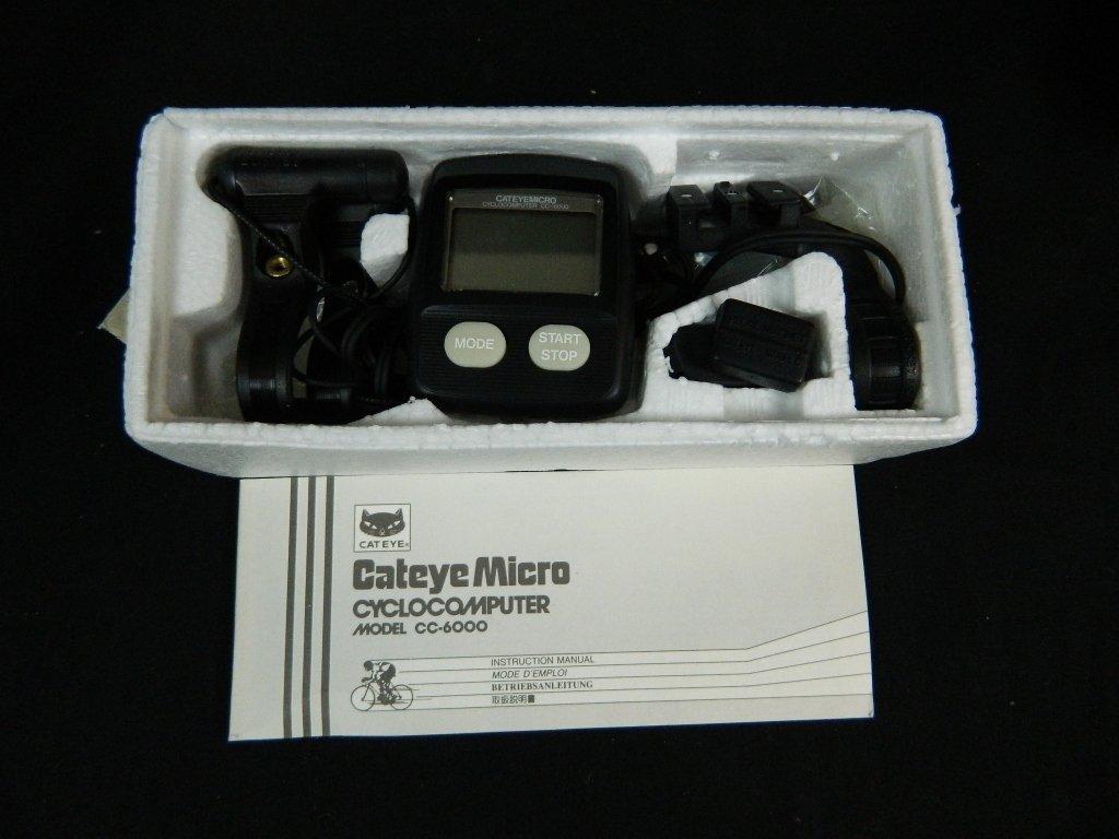 Cateye Micro Bike Computer CC-6000 - 3