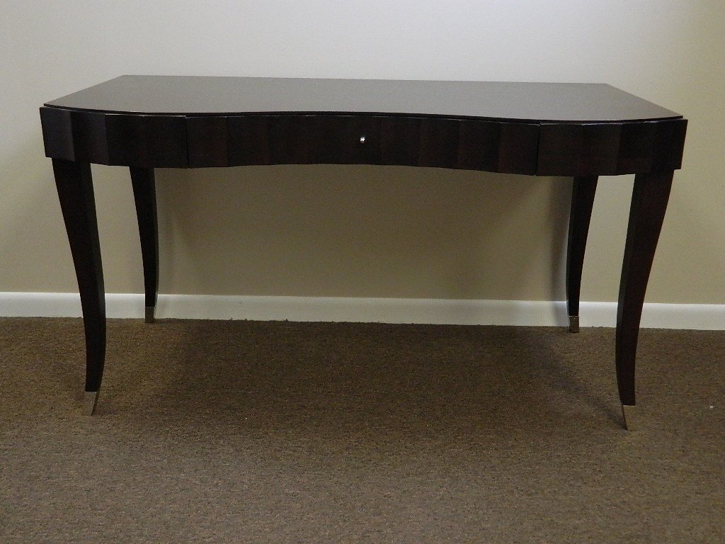 Barbara Barry Collection by Baker Art Deco Desk