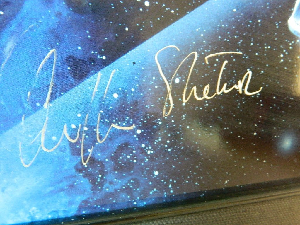 Signed - Star Trek Cibachrome - 2nd Star Right - 3