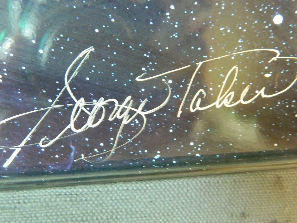 Signed - Star Trek Cibachrome - 2nd Star Right - 4