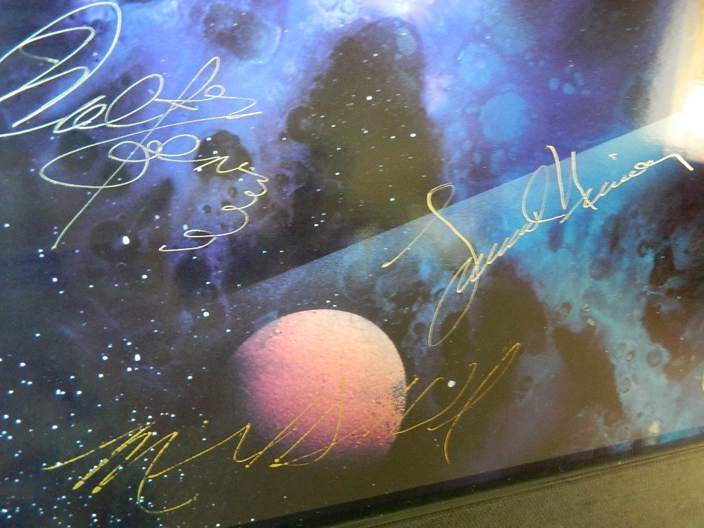Signed - Star Trek Cibachrome - 2nd Star Right - 5