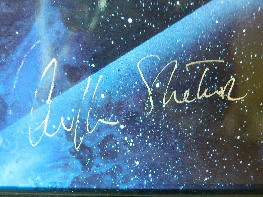 Signed - Star Trek Cibachrome - 2nd Star Right - 6