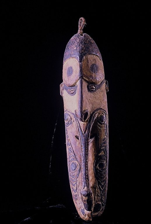 Papau New Guinea Mwal Mask