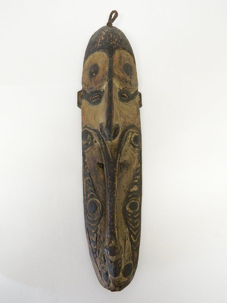 Papau New Guinea Mwal Mask - 2