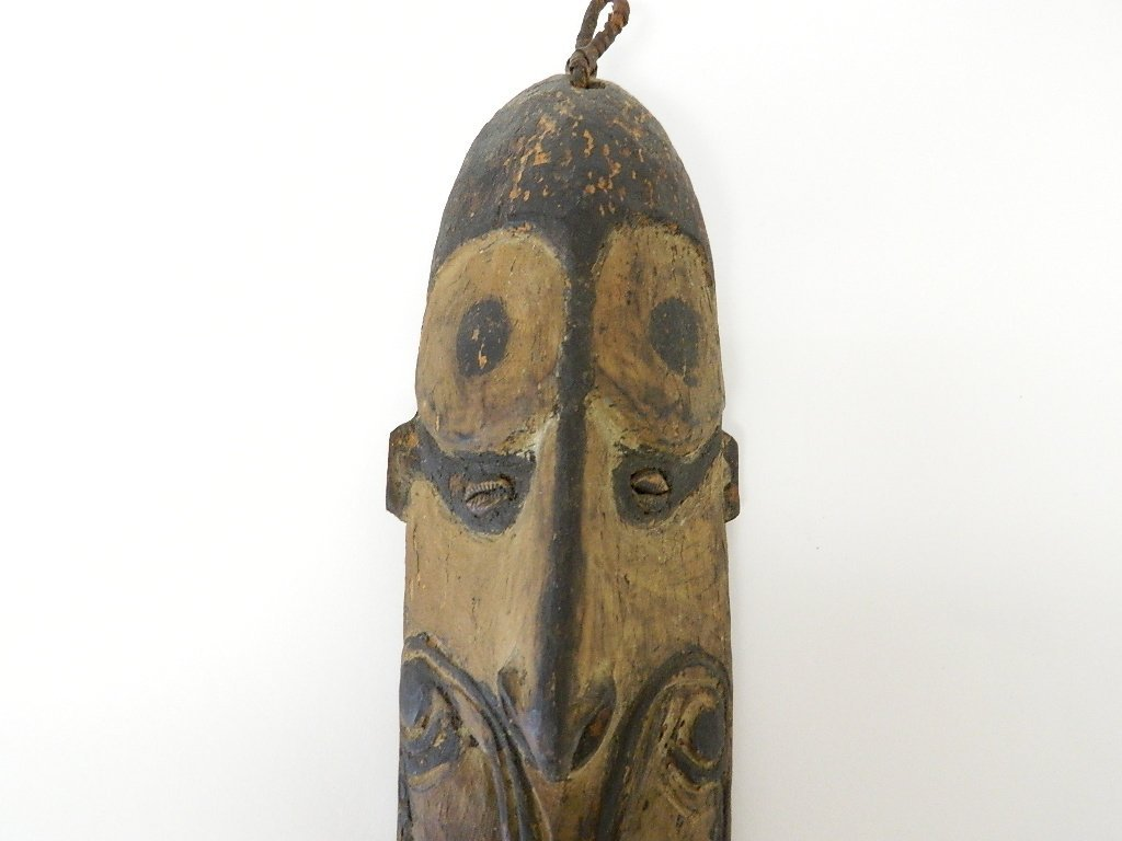Papau New Guinea Mwal Mask - 3