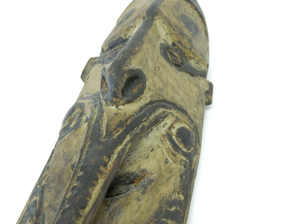 Papau New Guinea Mwal Mask - 4