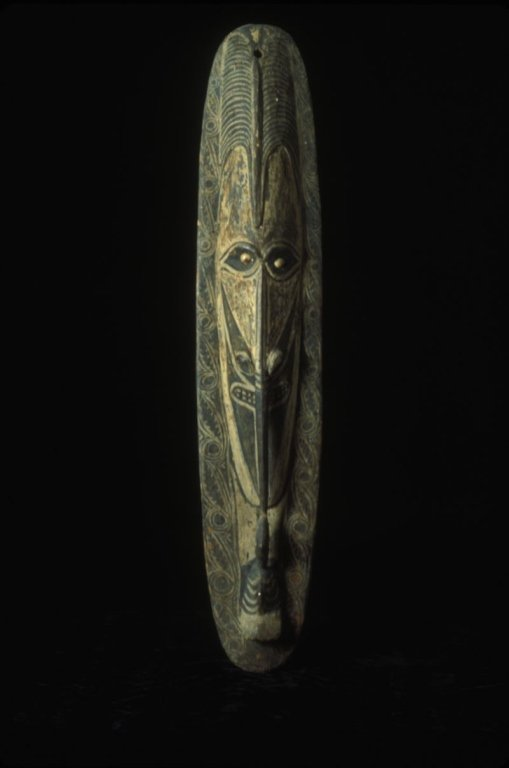 Papua New Guinea  Middle Sepik Mask