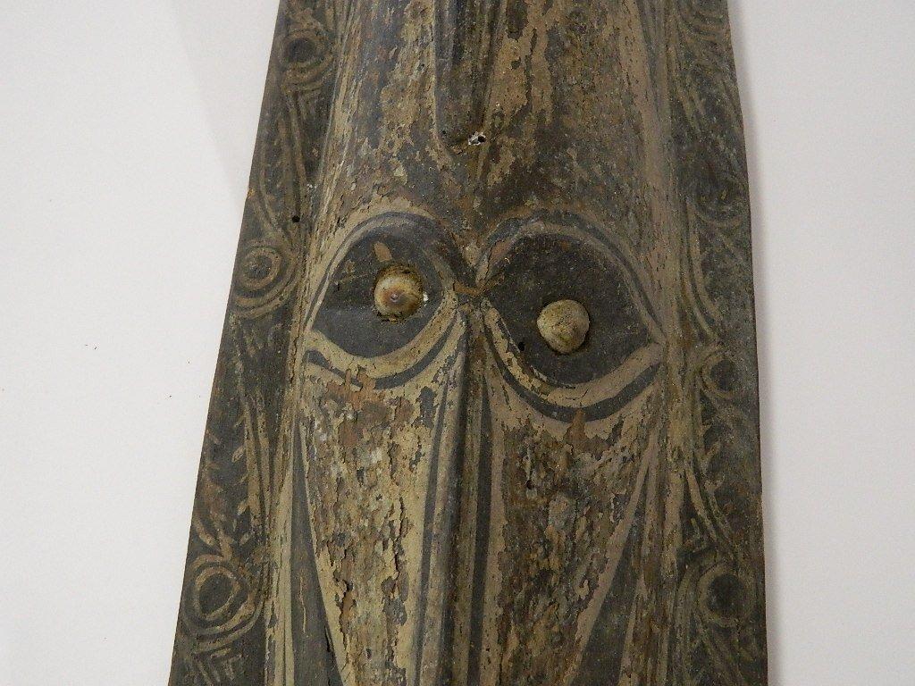 Papua New Guinea  Middle Sepik Mask - 4