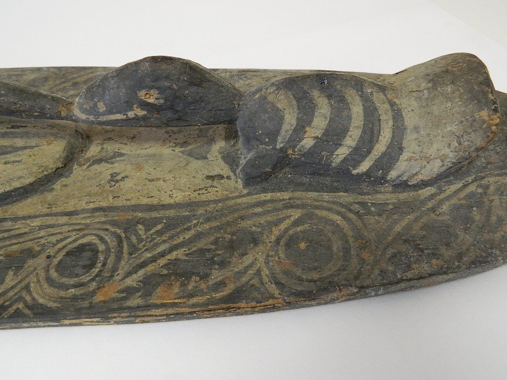 Papua New Guinea  Middle Sepik Mask - 5