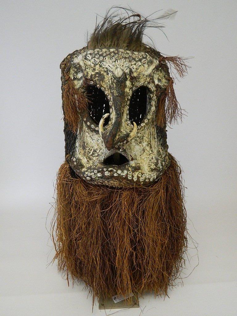 Papua New Guinea Mask - 2