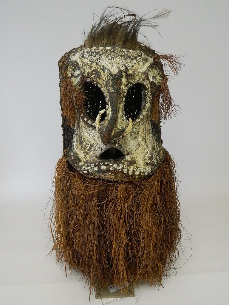 Papua New Guinea Mask - 2