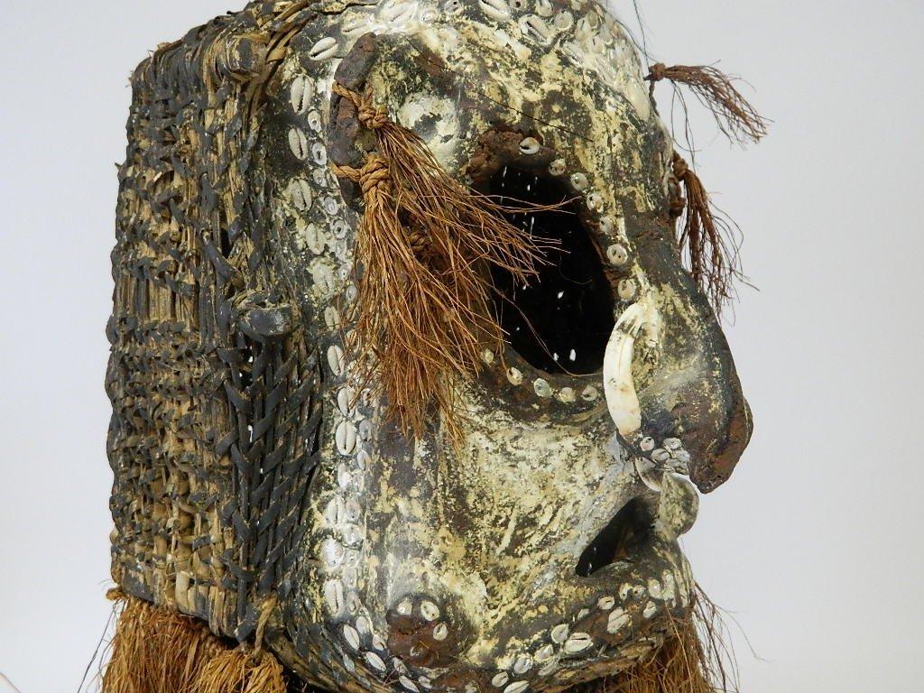 Papua New Guinea Mask - 3