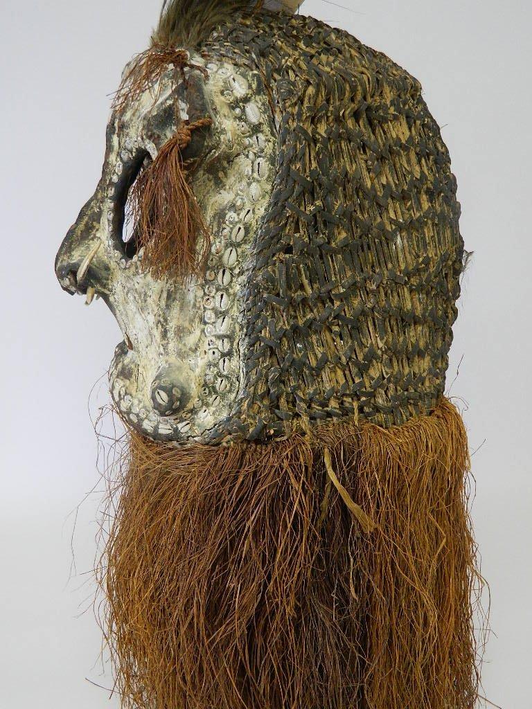 Papua New Guinea Mask - 5