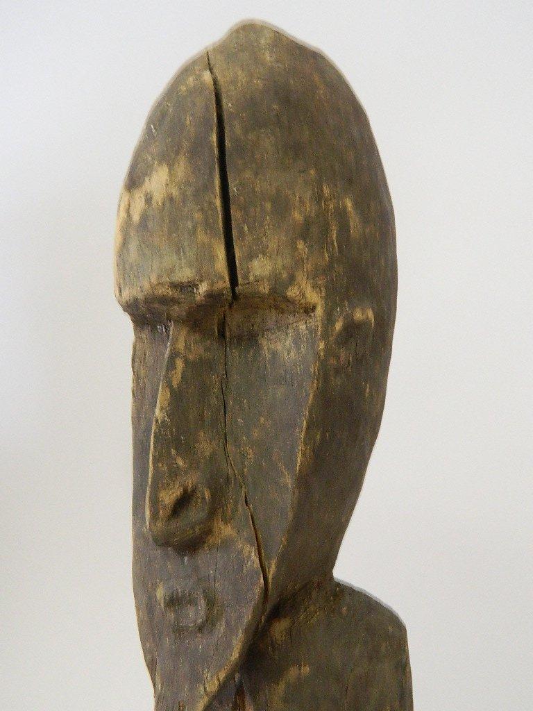 Papua New Guinea Ancestor Figure - 3