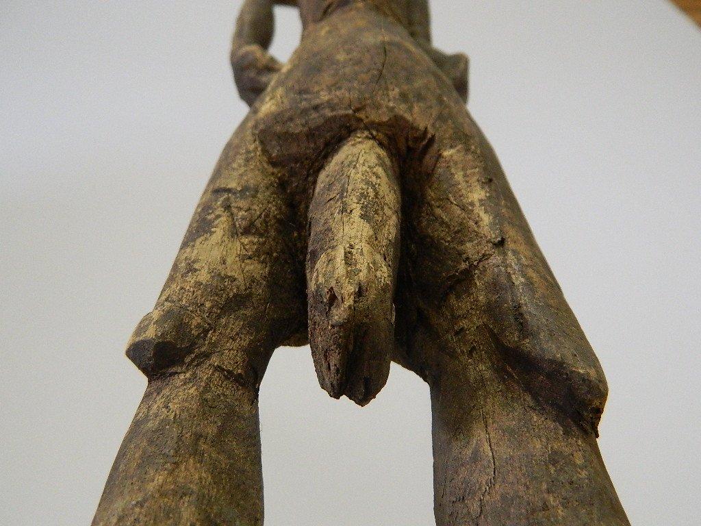 Papua New Guinea Ancestor Figure - 5