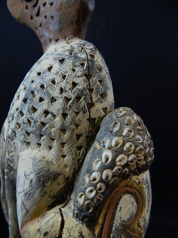 Papua New Guinea Female Ancestor Figure - 2