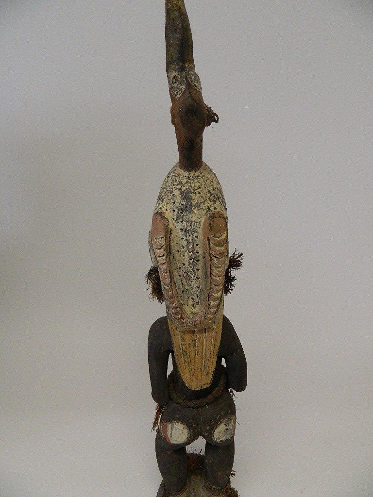 Papua New Guinea Female Ancestor Figure - 9
