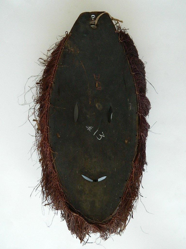 Papua New Guinea Mask Fom The Biwat Village - 4
