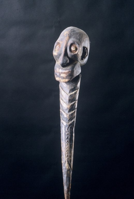 Papua New Guinea Post Mask