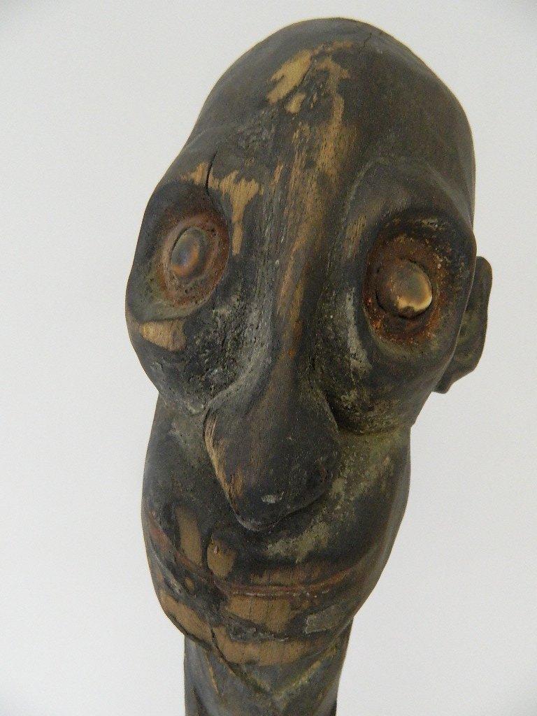 Papua New Guinea Post Mask - 2