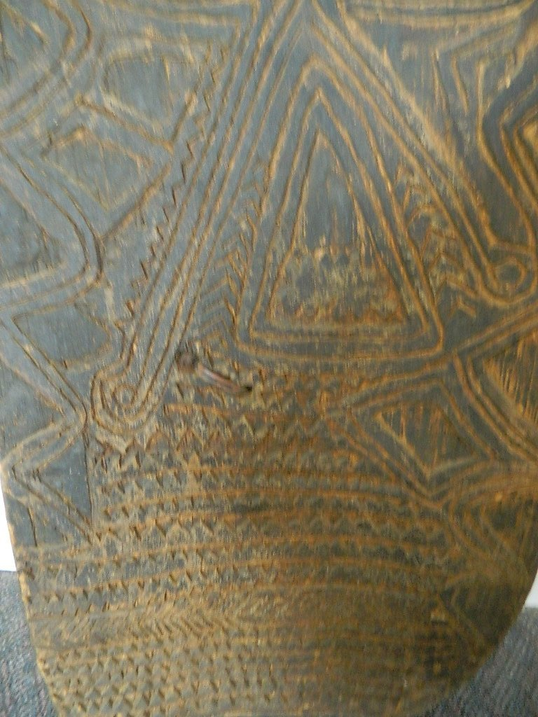 PNG War  Shield from the LaCasse  Collection - 3