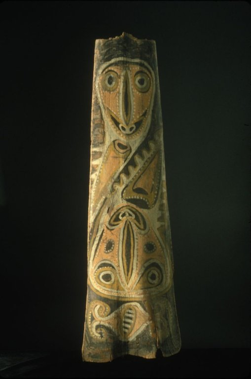 PNG Bark Painting from LaCasse Collection