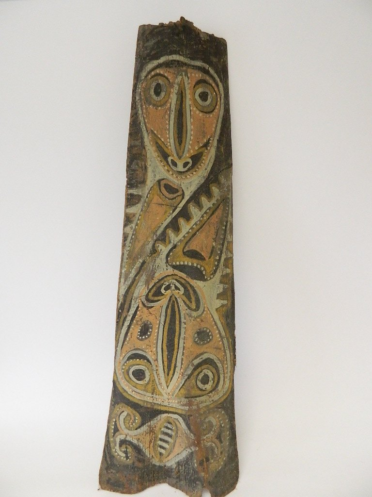 PNG Bark Painting from LaCasse Collection - 2