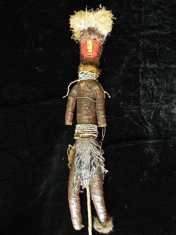 Papua New Guinea Figure -Mt.  Hagen area