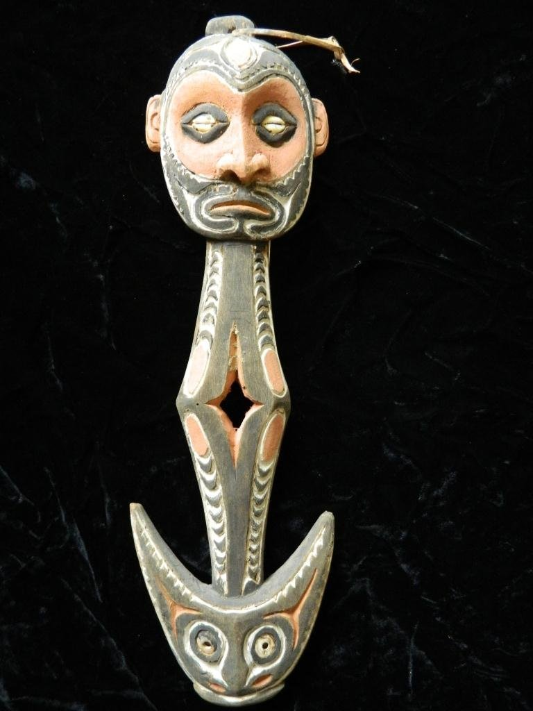 Papua New Guinea Suspension Hook