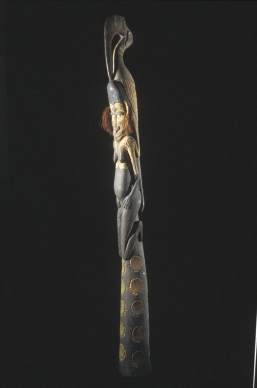 Papua New Guinea Female Figure