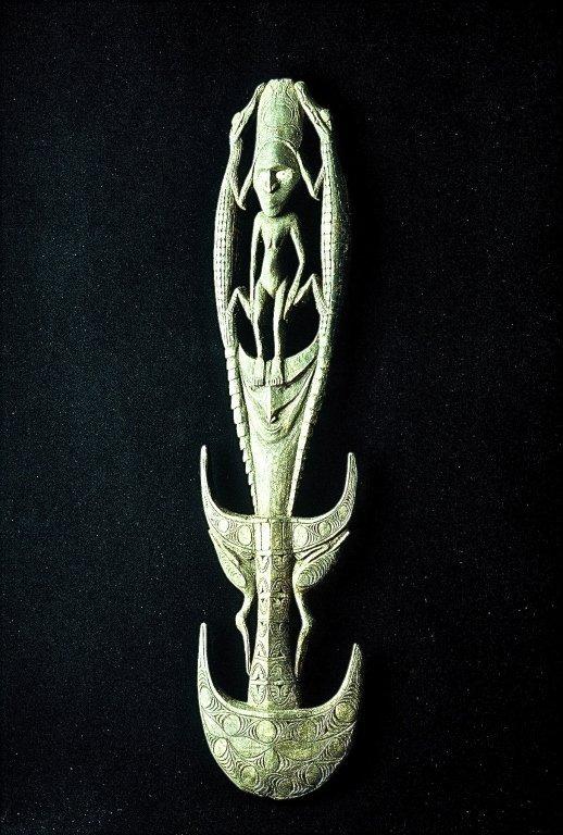 Papua New Guinea Ceremonial Hook