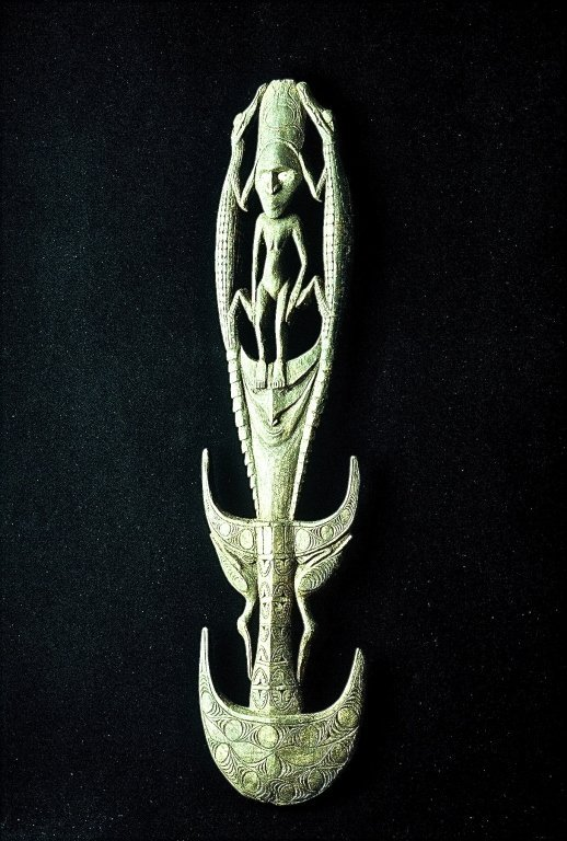 Papua New Guinea Ceremonial Hook