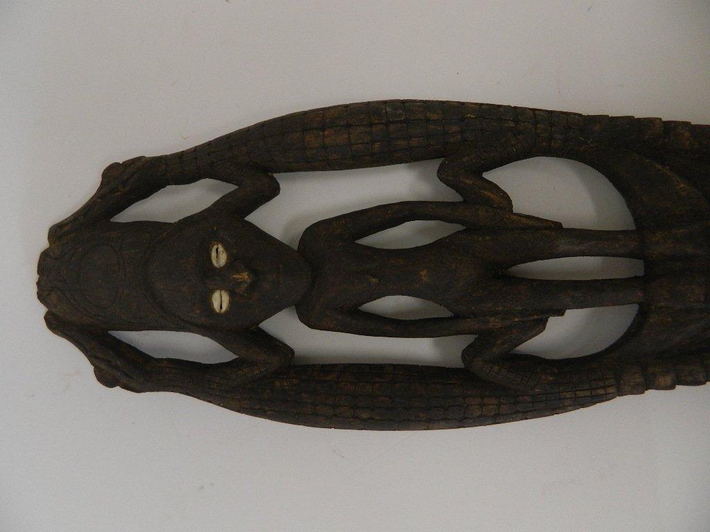 Papua New Guinea Ceremonial Hook - 4