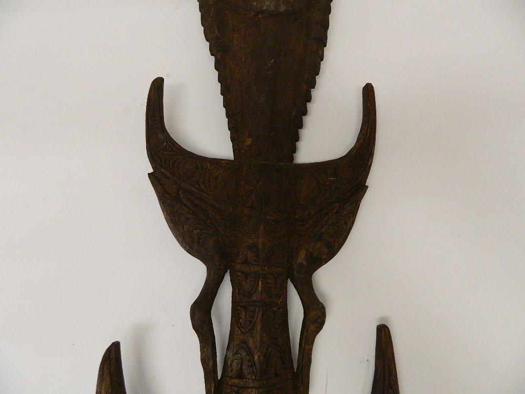 Papua New Guinea Ceremonial Hook - 5
