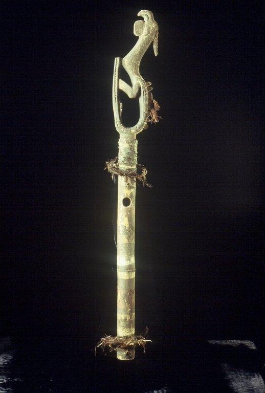 Papua New Guinea Flute
