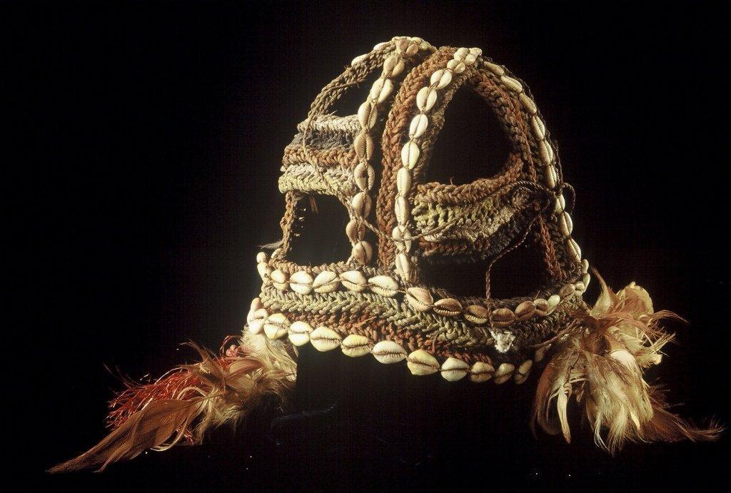 Papau New Guinea Brideprice Headdress