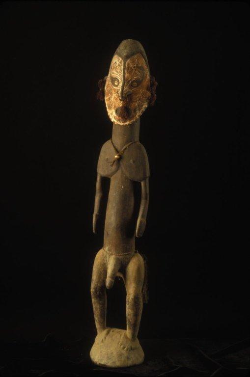 Papau New Guinea Male Figure