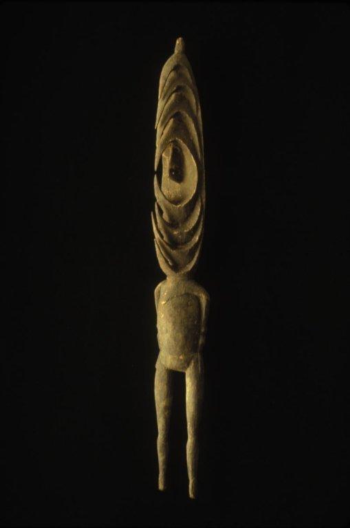 Papua New Guinea Ramu Ancestor Figure
