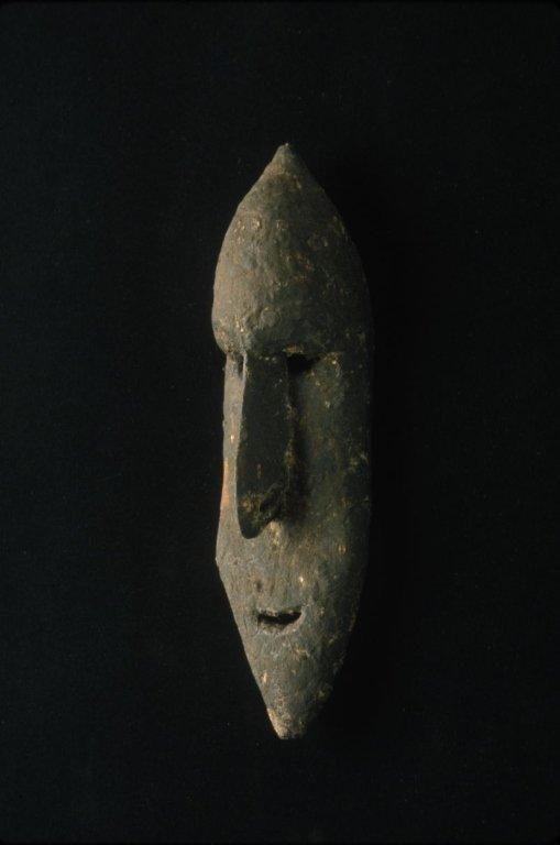Papua New Guinea  Black Mask